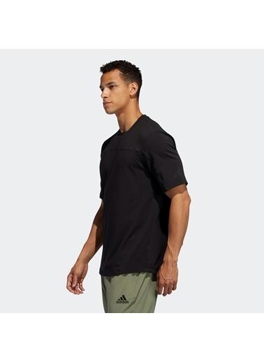 adidas Adidas Erkek Günlük Giyim T-Shirt City Base Tee Fl4789 Siyah